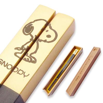 snoopy可爱礼品筷 定制礼品