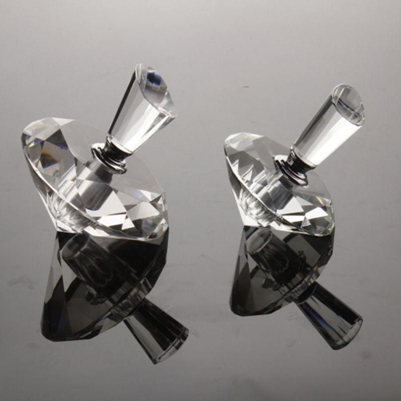 创意水晶玻璃香水瓶