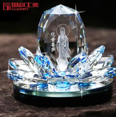 水晶礼品是何时出现的?