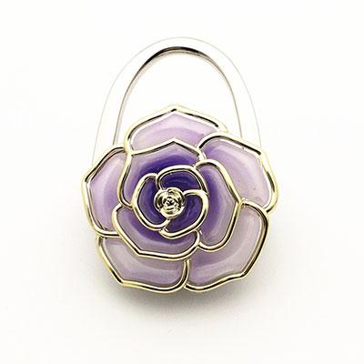 时尚创意玫瑰花挂包钩挂包器图片