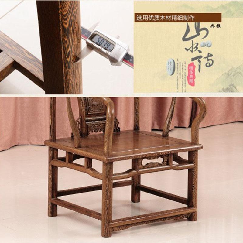 小件实木工艺品_红木座椅_家居家具-木质工艺品定做厂家-国韵工美