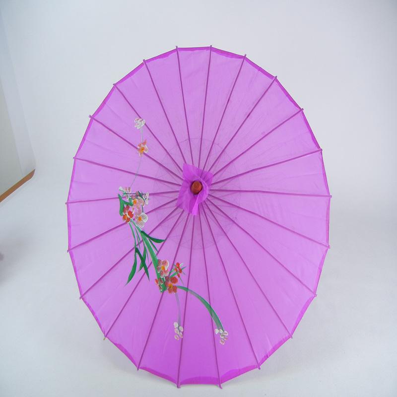 手绘礼品棉布伞定制